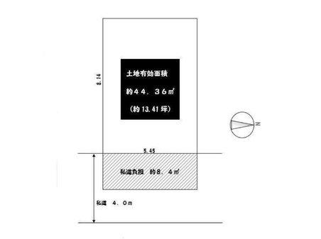 垣内2(恩智駅) 536万円 区画図☆ 近鉄『高安』駅まで徒歩13分(約1040M)ですので通学通勤に大変便利ですね☆ 建築条件無しの土地ですのでお好きな工務店で建築可能です♪ 理想のお家を作り上げましょう♪ 閑静な住宅街ですよ♪