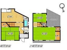 清水町(寝屋川市駅) 680万円 680万円、3DK、土地面積51.64㎡、建物面積48.66㎡