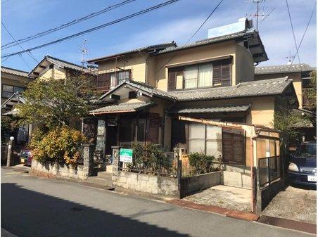 木津瓦谷(木津駅) 680万円 現地(2021年)撮影