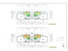 2780万円、土地面積87.95㎡、建物面積99.53㎡1ROOM×4室あり