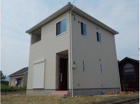 外構工事施工中。プロバンス様式のお家