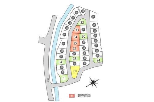 【プライスダウン!】自然と共にゆったり暮らせる ≪大津市 大石中グリーンタウン≫ 【一戸建て】 最新の販売状況はお問い合わせください。 建売以外の区画は、自由設計による注文住宅も承っております。2020年1月26日更新)