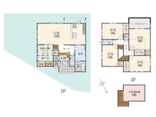 (33号地)、価格2907万8000円、5LDK、土地面積149.14㎡、建物面積119.24㎡