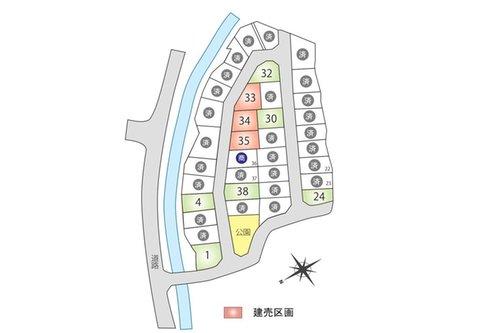 【橋本不動産】 大津市 大石中グリーンタウン~自然と共に暮らせる住環境~ 【一戸建て】 最新の販売状況はお問い合わせください。 建売以外の区画は、自由設計による注文住宅も承っております。2020年10月25日更新)