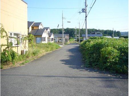 永田(近江高島駅) 100万円 現地(2020年8月)撮影