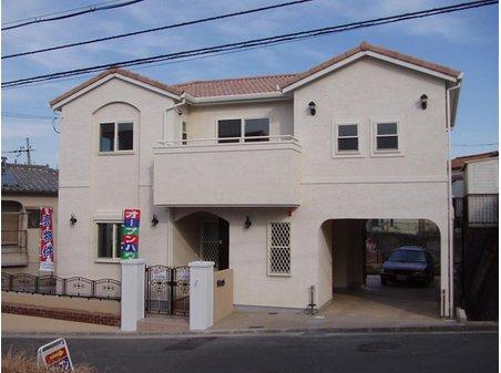 建物プラン例、土地価格300万円、土地面積178.51㎡、建物価格1660万円、建物面積100㎡外観:推奨プラン