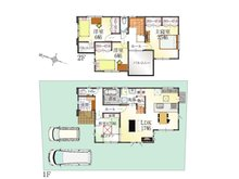 (Ⅱ期 24号地)、価格2971万3000円、4LDK、土地面積153.23㎡、建物面積103.33㎡