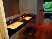 建物プラン例(W号地)建物価格1660万円、洗面室