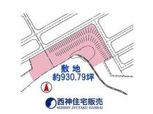 桜が丘中町6 1861万円 土地価格1861万円、土地面積3,077㎡敷地面積3077㎡(930.79坪)の広さです。