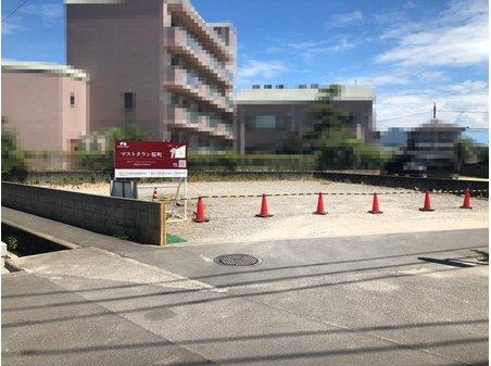 桜町2(栗林公園駅) 5350万円 現地(2021年8月)撮影 北西より撮影