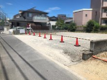 桜町2(栗林公園駅) 5350万円 現地(2021年8月)撮影 南西より撮影
