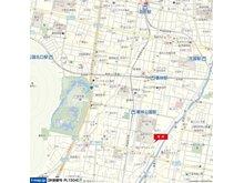 桜町2(栗林公園駅) 5350万円 地図