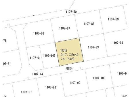 西町3(宿毛駅) 200万円 土地価格200万円、土地面積247.08㎡