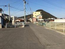 紙町(三条駅) 2200万円 西側接道(2018年2月)撮影