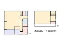 鹿角町(太田駅) 3200万円 3200万円、8LDK、土地面積908.34㎡、建物面積335.86㎡