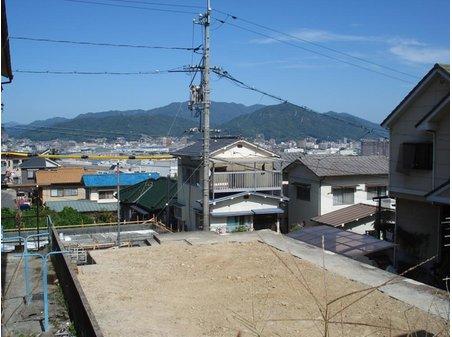 矢野西3 600万円 現地(2013年10月)撮影