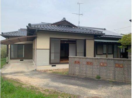大字東岐波(丸尾駅) 1390万円 現地
