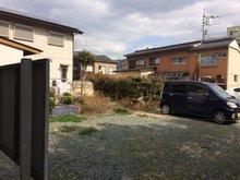 松崎町 198万円 まわりも駐車場になっています。そういった環境を逆手に取ってみましょう