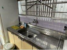 長府豊城町 1100万円 使いやすいキッチンです