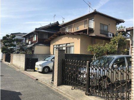 牛田本町5(牛田駅) 8200万円 現地(2021年2月)撮影 牛田の平地で利便性と閑静な住環境を併せ持つ好立地です。