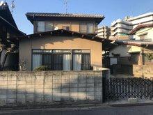 牛田本町5(牛田駅) 8200万円 現地(2021年2月)撮影 現在建物が有りますが解体渡しです。
