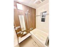 宇品御幸5 3480万円 浴室暖房乾燥機付きで梅雨も安心です