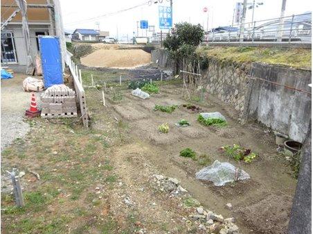 小郡下郷(上郷駅) 1718万円 接道側からの写真