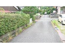 錦町 500万円 前面道路は山口市道路です。上下水道も整備済み