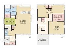 引野町南3 2880万円 2880万円、2LDK+S(納戸)、土地面積177.19㎡、建物面積104.07㎡
