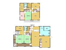 東陽4(周防久保駅) 3900万円 3900万円、7LDK、土地面積1,023.93㎡、建物面積194.8㎡
