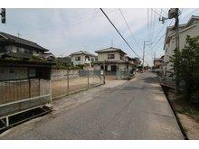赤坂町大字赤坂 980万円 前面道路は県道ですが、交通量は少なめです♪