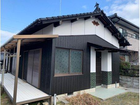 大字西高泊(小野田駅) 890万円 現地