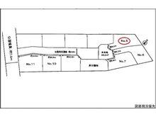 宮の町2(天神川駅) 2650万円 土地価格2650万円、土地面積127.21㎡