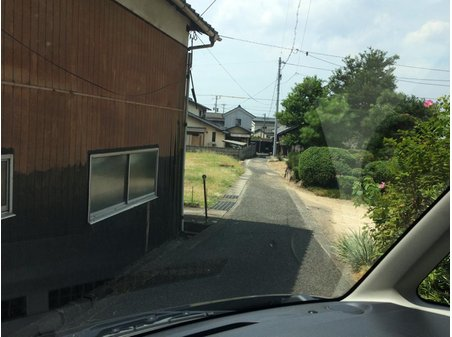 福田町福田(弥生駅) 880万円 東方向から撮影