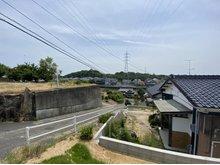 大字際波(宇部駅) 400万円 現地からの眺望(2021年6月)撮影