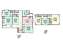 1580万円、7LDK、土地面積1,163.7㎡、建物面積186.62㎡