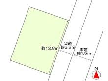 水島東常盤町 539万1000円 土地価格539万1000円、土地面積118.82㎡