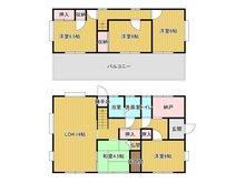 現況販売です。お好きにリノベーションして下さい 498万円、5LDK+S(納戸)、土地面積239.29㎡、建物面積120.34㎡