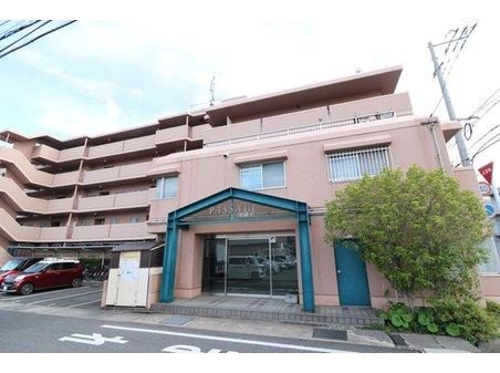 パサージュ福山南蔵王 1989年4月新築、地上5階建て/2階部分、総戸数34戸