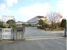 乙島小学校まで1680m