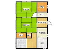 共和台(宇部駅) 980万円 980万円、2K、土地面積239.12㎡、建物面積52㎡