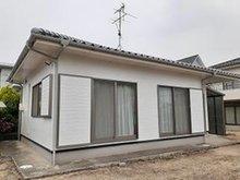 共和台(宇部駅) 980万円 外壁がまだとても綺麗です!綺麗な白で可愛らしいですね!