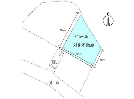 城ケ丘(矢賀駅) 3180万円 土地価格3180万円、土地面積262.34㎡