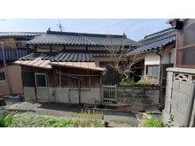 大字椿東(東萩駅) 250万円 建物の裏側から撮影