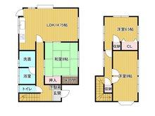 北区梶尾町 中古戸建 1680万円、3LDK、土地面積182.65㎡、建物面積102.33㎡