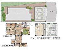 平和1(西鉄平尾駅) 4950万円 4950万円、4LDK、土地面積292㎡、建物面積256㎡