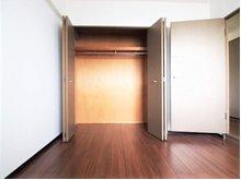 【フルローンOK!】ソリーナマンション中間【月々2.2万円台から】 クローゼット