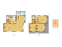 梅林5(梅林駅) 4150万円 4150万円、4LDK+S(納戸)、土地面積372.68㎡、建物面積145.5㎡