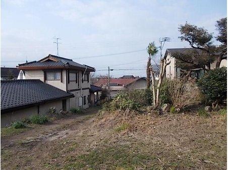 大字感田(感田駅) 550万円 現地