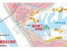 大字感田(感田駅) 550万円 ハザードマップ上/自然災害警戒区域外